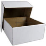 Cupcake Boxes With Separate Lid