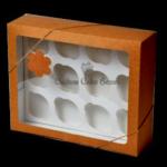 Kraft Cupcake Boxes